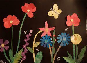 bloemencollage workshop