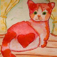 kaart lovecat