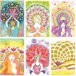 meditatiekaarten set