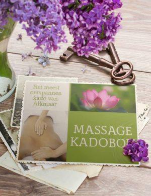 massage kadobon alkmaar