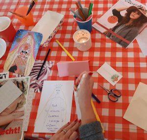 workshop krachtkaarten vrouwenverbinding oostraven
