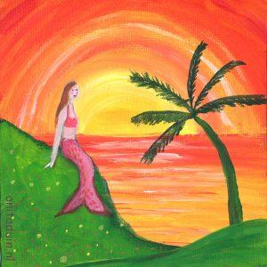 Minischilderij-Mermaids-115